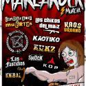 Cartel Marearock Murcia 2020