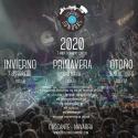 Cartel Estaciones Sonoras - Otoño 2020