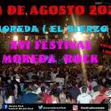 Cartel Moreda Rock 2020