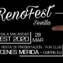 Cartel RENOfest 2020