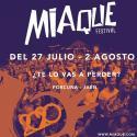 Cartel MíaQué Fest 2020