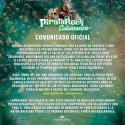 Cartel Pirata Rock Salamanca 2020