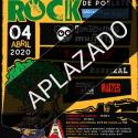Cartel Olmo Rock 2020