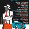 Cartel Festival Blues De Cazorla 2013