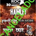Cartel Alberto Rock Festival 2020