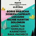 Cartel 01 New Year's Day 2019