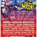 Cartel A Pico y Pala 2017
