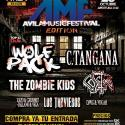 Cartel Avila Music Festival 2017 (Halloween Edition)