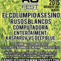 Cartel Ebrofest 2015