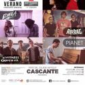 Cartel Estaciones Sonoras - Verano 2017