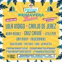 Cartel Mamajuana Primavera Festival 2019