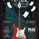 Cartel Poetas del Rock Albacete 2017