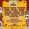 Cartel Avilés Rock in Town 2019