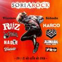 Cartel Soria Rock 2018