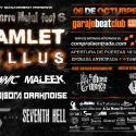 Cartel Aquelarre Metalrock Fest 2018