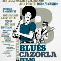 Cartel Festival De Blues De Cazorla 2018