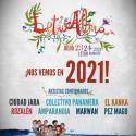 Cartel LeturAlma 2021