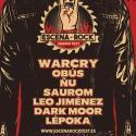 Cartel Escena Rock Festival 2020