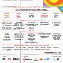 Cartel Día de la Música 2012