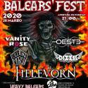 Cartel Heavy Balears Fest 2020