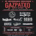 Cartel Gazpatxo Rock 2020
