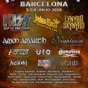 Cartel Rock Fest BCN 2020