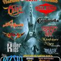 Cartel Renacer Metal Fest 2020