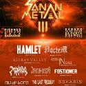 Cartel Sanan Metal Day 2020