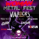 Cartel Woman Metal Mezcla Fest 2020