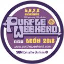 Logo Purple Weekend 2018