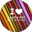 Logo South Pop Festival 2015 (Isla Cristina)