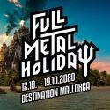 Logo Full Metal Holiday 2020