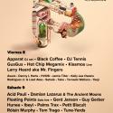 Cartel Paraíso Festival 2018