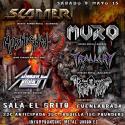 Cartel IX Pounding Metal Fest