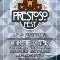 Cartel Prestoso Festival 2014