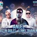Cartel RBF Reggaeton Winter Festival (Barcelona) 2019