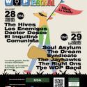 Cartel WOP Festival 2012