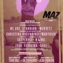 Cartel MAZ Basauri 2013