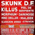 Cartel Aquelarre Metalrock Fest 2016