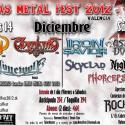 Cartel Xmas Metal Fest 2012