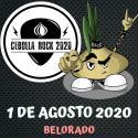 Cartel Cebolla Rock 2020