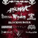 Cartel Galicia Metalhead Festival 2019