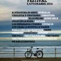 Cartel Gijón Sound Festival 2014