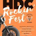 Cartel HDC 843 Rockin' Fest 2020