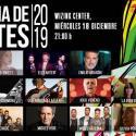Cartel Lucha de Gigantes 2019