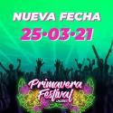Cartel Primavera Festival Cáceres 2021