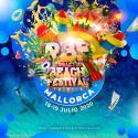 Cartel Reggaeton Beach Festival (Mallorca) 2020