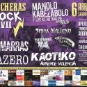 Cartel Trincheras Rock 2019