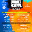 Cartel Arona Summer Festival 2016