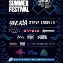 Cartel Arona Summer Festival 2017
